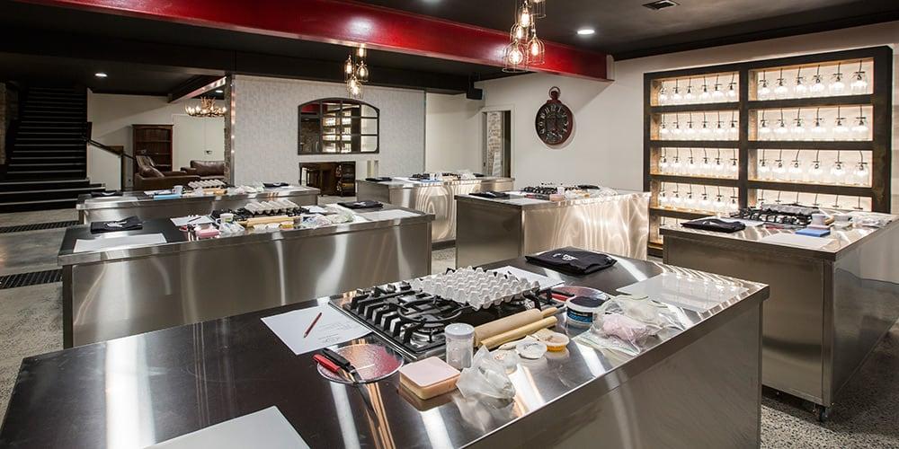 Julie S Place Kitchen Cooking School