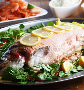 seafood christmas