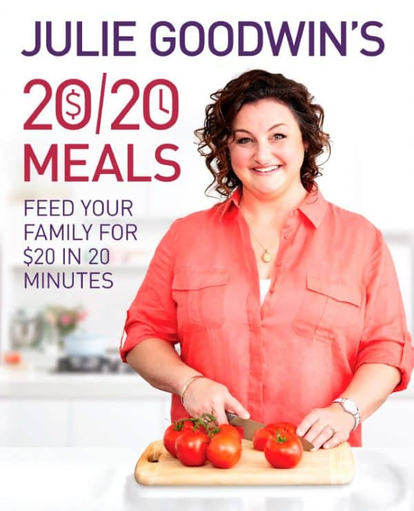 20/20 Meals - Julie Goodwin