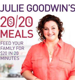 Julie Goodwin's 20-20 Meals