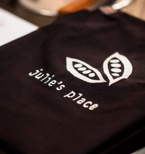 julie's place apron
