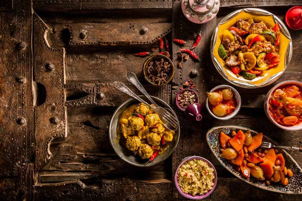 Moroccan Feast with Julie Goodwin