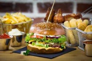 wings & burgers