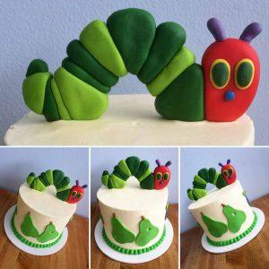 Cake decorating - fondant