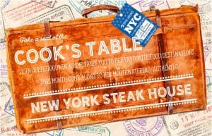 Cooks Table NY
