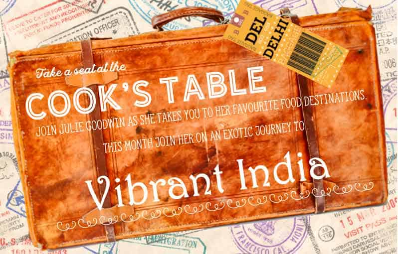 Cook's Table - India