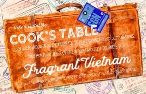 Cook's Table - Vietnam