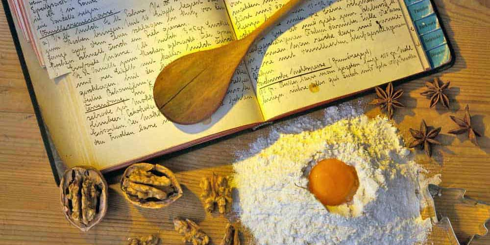 Recipe Writing Special Event
